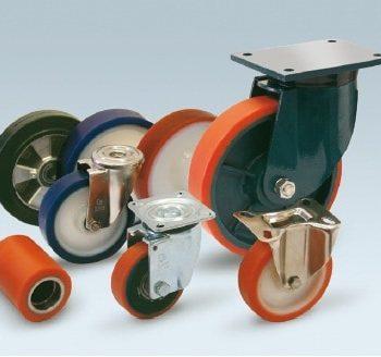Lag Wheels & Castors