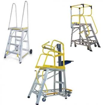 Warehousing/Rigid Platforms